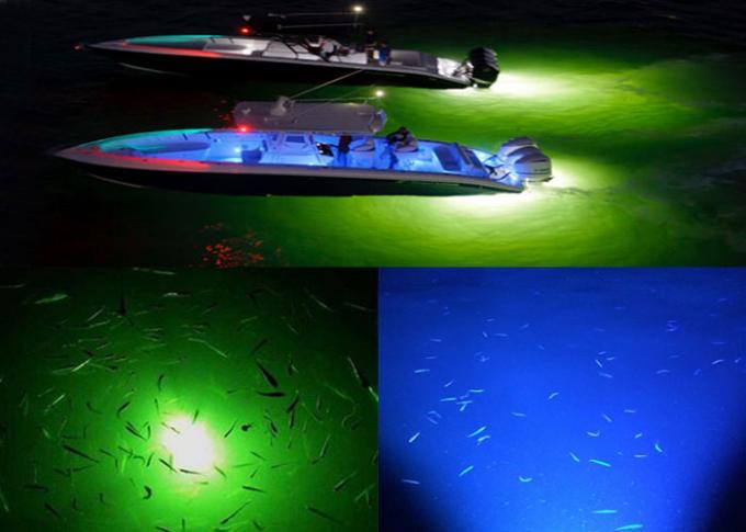 Luci A Led Per Barche.27w Impermeabili Si Inverdiscono Principale Pescando La Luce